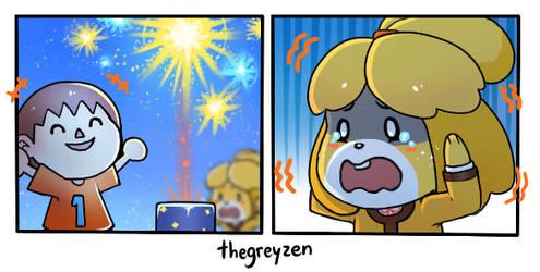 YOU JERK! by thegreyzen