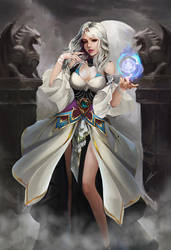 Cassandra by Jackiefelixart
