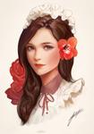 Maid by Jackiefelixart
