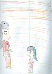 Healer Yang thinks back on her childhood by Kelseyalicia