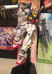 HG 1/144 Gundam Mk-II (AEUG) Revive by SoniaStrummFan217