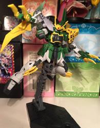 HG 1/144 Gundam Jiyan Altran  by SoniaStrummFan217