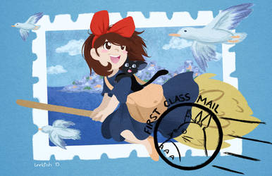 Air Mail by AbbyStarling