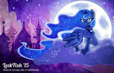 Bringer of Night by AbbyStarling