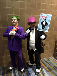 The big man himself, The Joker! by JSA-1963