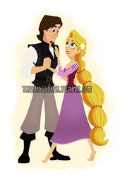 Tangled Before Ever After by ThePhoebster