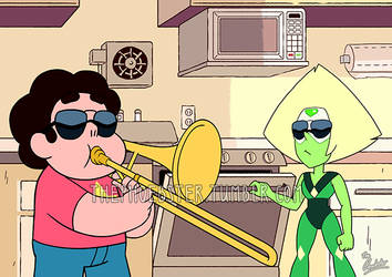 When The Crystal Gems Aren't Home by ThePhoebster