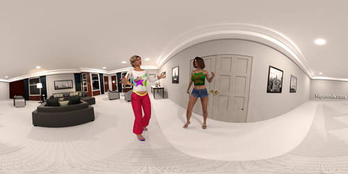 Ava's Apartment in 360 by thejpeger