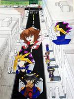 Yugioh Contest Entry 1 by SakuraSadameWingz