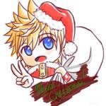 Merry Christmas 2017 by SakuraSadameWingz