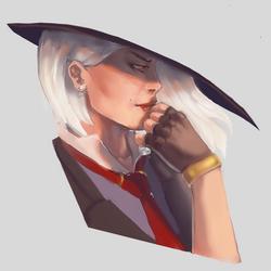 Ashe by Stigerea