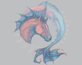 Hippocampus by Stigerea
