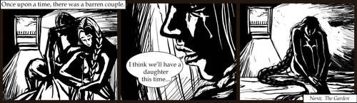 Rapunzel Comic 1 by AngelaSasser-story
