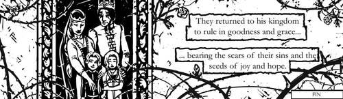 Rapunzel Comic 33 by AngelaSasser-story