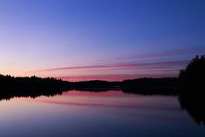 Purple lines by Sara-Roth