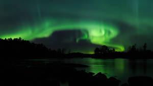 Aurora Borealis by Sara-Roth