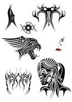 tattoo designs by mahgnitton