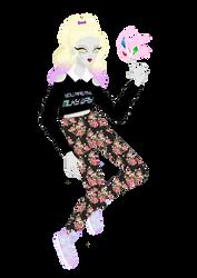 Maia Chrystelle by QueenPinku