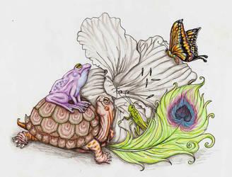 Carlas Tattoo by The-Fattness
