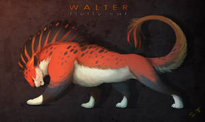 [CLOSED] Adopt auction - WALTER by Terriniss