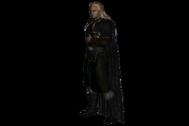 Commission: Apollodorus - WIP by BrynneEmrys