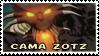 Stamp -Cama Zotz- by Metal-CosxArt