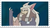 Stamp -Frieda- by Metal-CosxArt