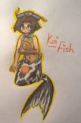 Koi Fish by pepdog1