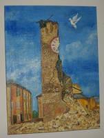 Torre dell Orologio Emilia Romagna by Frollino