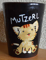 Austrian dialect-Mug:Mutzerl by Frollino