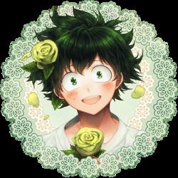 Precious Izuku by KirakiPeachy