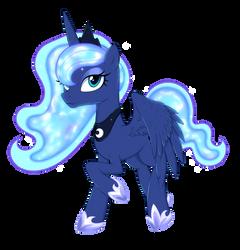 Princess Luna by kas92
