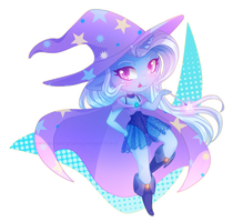 Trixie by CaramelFlower