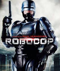 ROBOCOP 1987 by Anthony2015