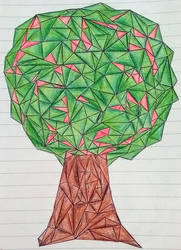 [Geometry] Tree by LeSmollestBean