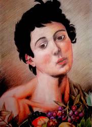 Caravaggio  by ConileArt