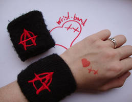 Anarchy A by Red--Roses