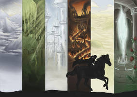 Neverending Story - The Journey by Tiny-Meddwyn