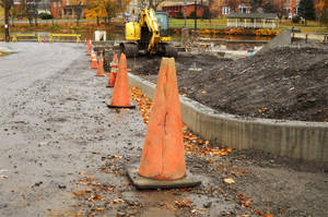 Construction Cones - Clearfield PA by RLS0812