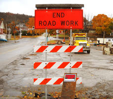 End Road Work - Clearfield PA by RLS0812