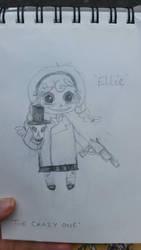 Ellie Byrd  by phoenixdoll