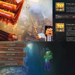 Minecraft by DigitalNoxDesign