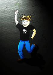 Hardcore Rocker by Jetrunner