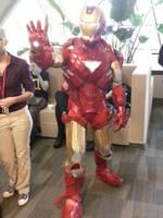 Iron Man (Ohayocon) by Jetrunner