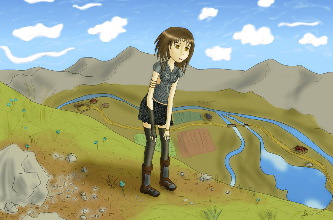 Hope at the Overlook by Jetrunner