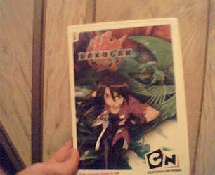 my first present by Kiba122