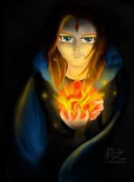 Heart of Fire. by lizjowen