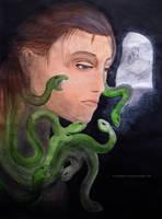 Monster. by lizjowen