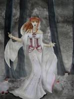 Vampire Bride. by lizjowen
