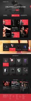 Athlete Fitness - Multipurpose Magento theme by binpinpin